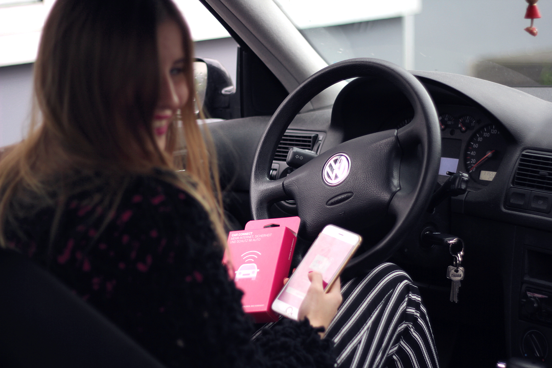 Lifestyle telekom magenta car connect 2