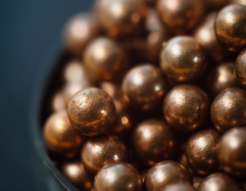 Verhütung-IUB-Kupferball