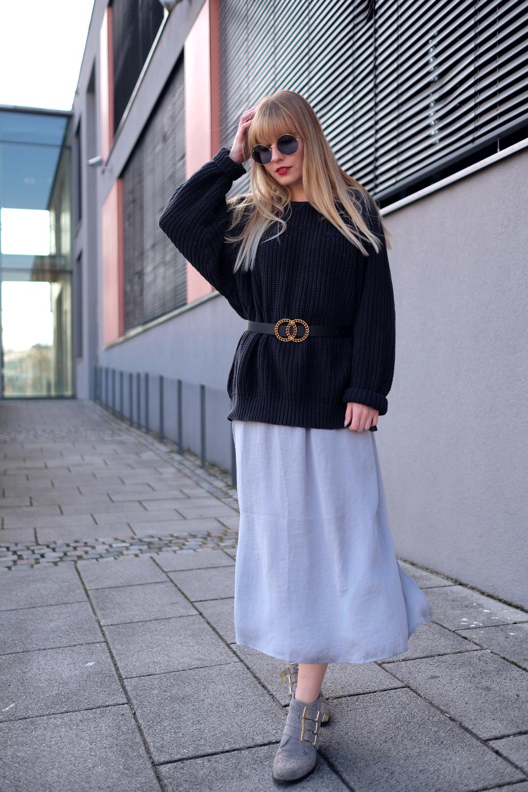 fashion blogger stil aus deutschland frankfurt aschaffenburg blond mit layering outfit fujifilm xt20