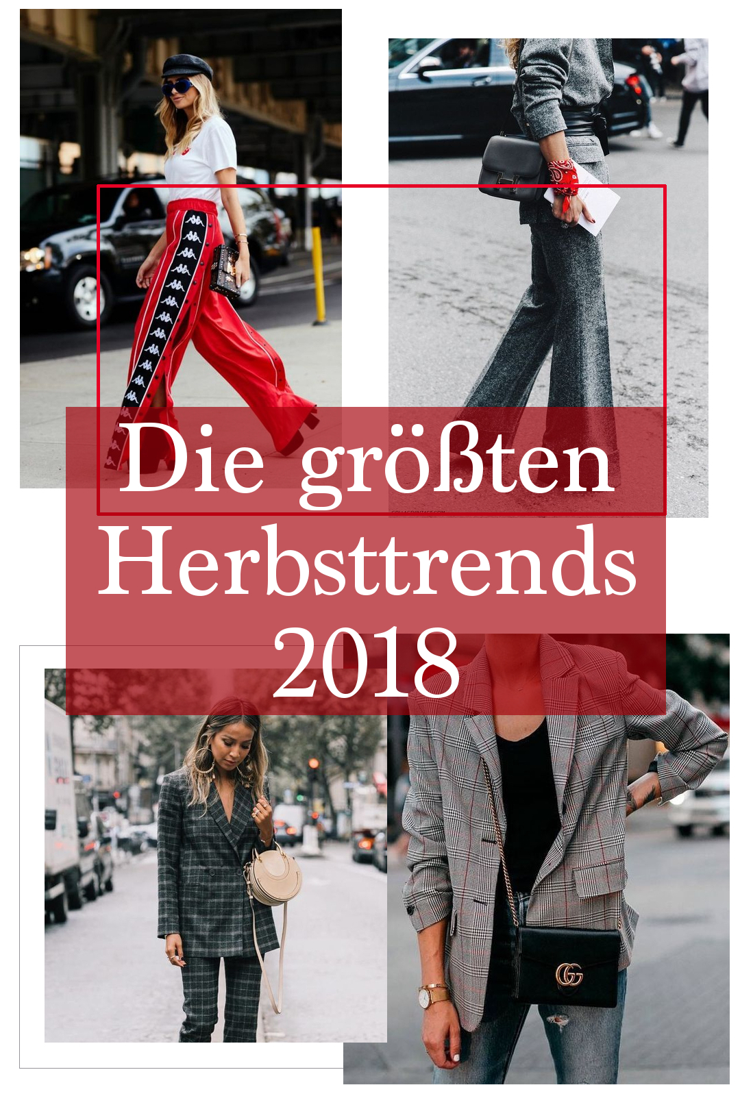 Die größten Herbsttrends 2018 Pinterest